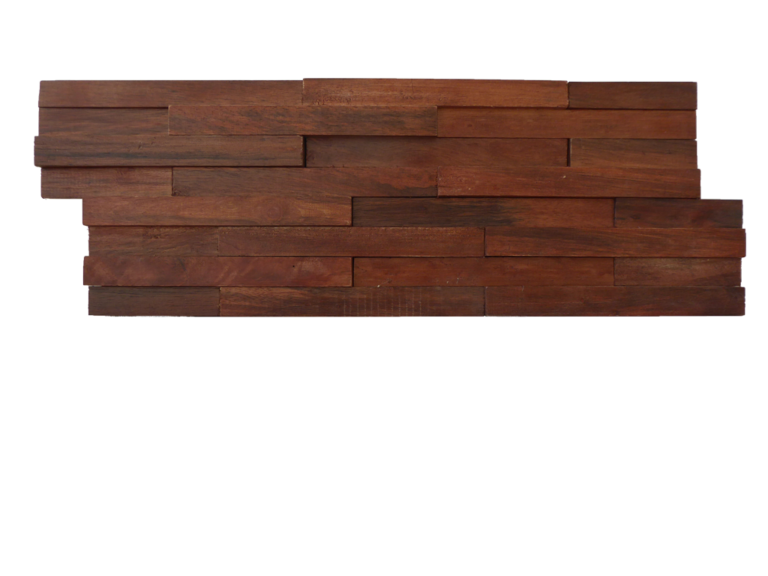 parement mural bois 3D