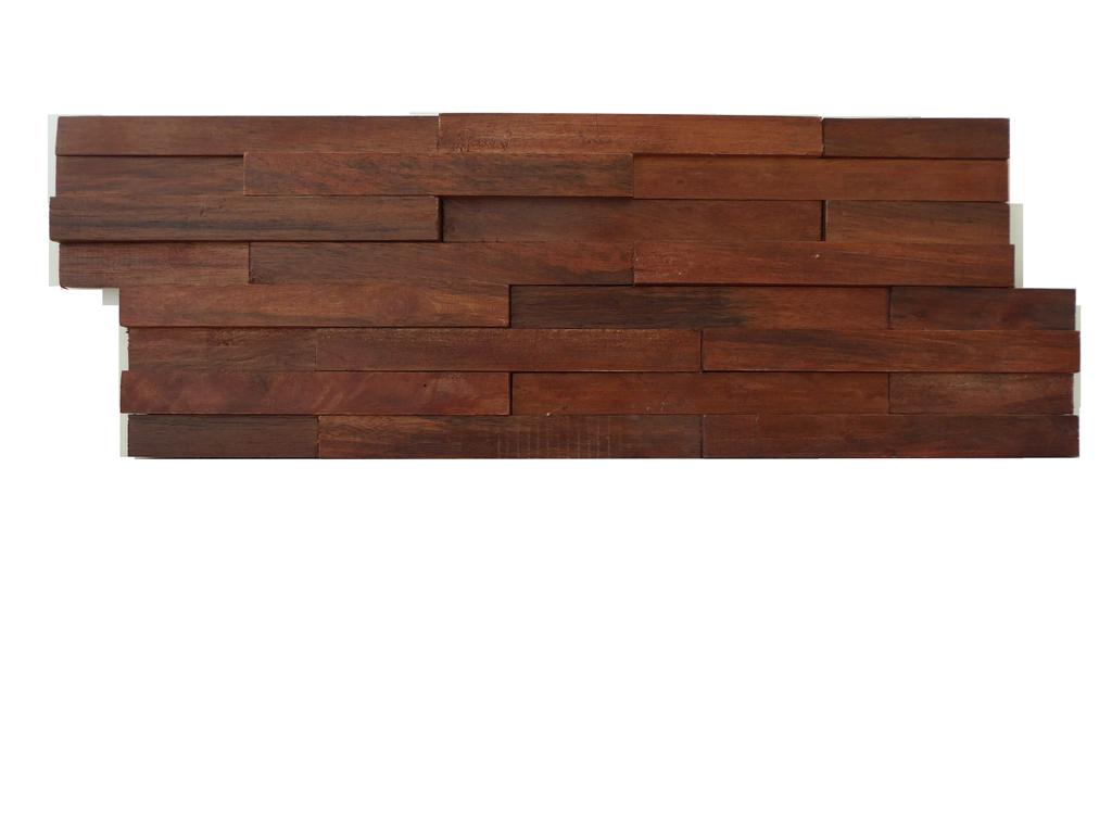 wood wall 3D